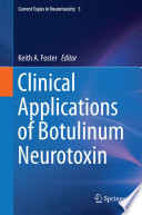 Clinical Applications Of Botulinum Neurotoxin Book PDF