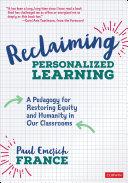 Reclaiming Personalized Learning Pdf/ePub eBook