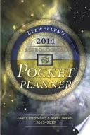 Llewellyn S 2014 Astrological Pocket Planner