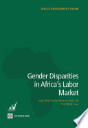 Gender Disparities In Africa S Labor Market Book PDF