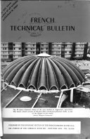French Technical Bulletin