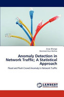 Anomaly Detection in Network Traffic