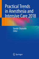 Pdf Practical Trends in Anesthesia and Intensive Care 2018