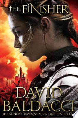 Book cover of 'The Finisher' by David Baldacci
