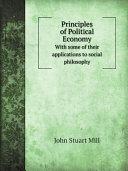 Pdf Principles of Political Economy