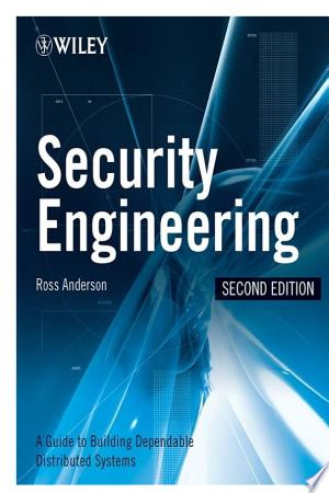 Security+EngineeringThe world has changed radically since the first edition of this book was published in 2001. Spammers, virus writers, phishermen, money launderers, and spies now trade busily with each other in a lively online criminal economy and as they specialize, they get better. In this indispensable, fully updated guide, Ross Anderson reveals how to build systems that stay dependable whether faced with error or malice. Here?s straight talk on critical topics such as technical engineering basics, types of attack, specialized protection mechanisms, security psychology, policy, and more.