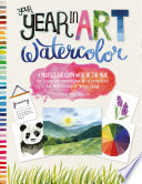 Your Year in Art: Watercolor