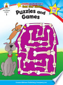 Puzzles and Games, Grade 1