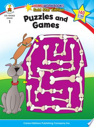 Download Puzzles and Games, Grade 1 Free Books - manybooks-pdf