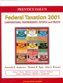 Prentice Hall s Federal Taxation 2001