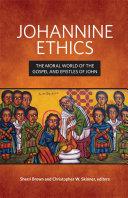 Pdf Johannine Ethics Telecharger