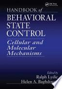 Handbook of Behavioral State Control