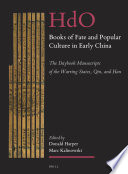 Books of Fate and Popular Culture in Early China Book