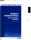 Conflict in Central America