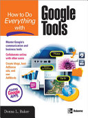 How to Do Everything with Google Tools [Pdf/ePub] eBook