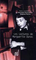 Les lectures de Marguerite Duras