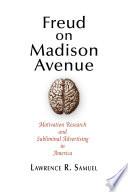 Freud on Madison Avenue