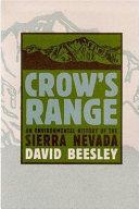 Crow s Range Book