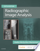 """Radiographic Image Analysis E-Book"" by Kathy McQuillen Martensen"