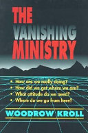 The Vanishing Ministry Book