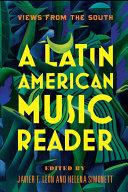A Latin American Music Reader Pdf/ePub eBook