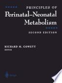 Principles Of Perinatal Neonatal Metabolism Book PDF