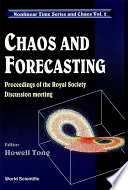 Chaos and Forecasting