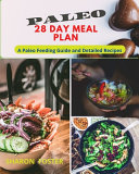 28 Day Paleo Meal Plan PDF
