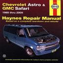 Chevrolet Astro & GMC Safari