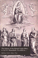 The history of the blessed virgin Mary  tr  by F C  Husenbeth  To which is appended letters apostolic concerning the dogmatic definition of the immaculate conception  in Lat  and Engl   ed  by J V