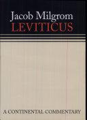 Pdf Leviticus Telecharger