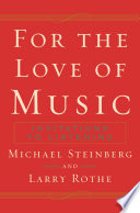 For The Love Of Music Book PDF