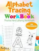 Alphabet Tracing Workbook