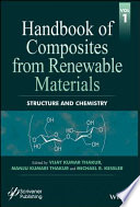 Handbook Of Composites From Renewable Materials Structure And Chemistry Book PDF