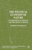 The Political Economy of Nature