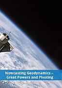 Nowcasting Geodynamics