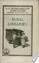 Rural libraries