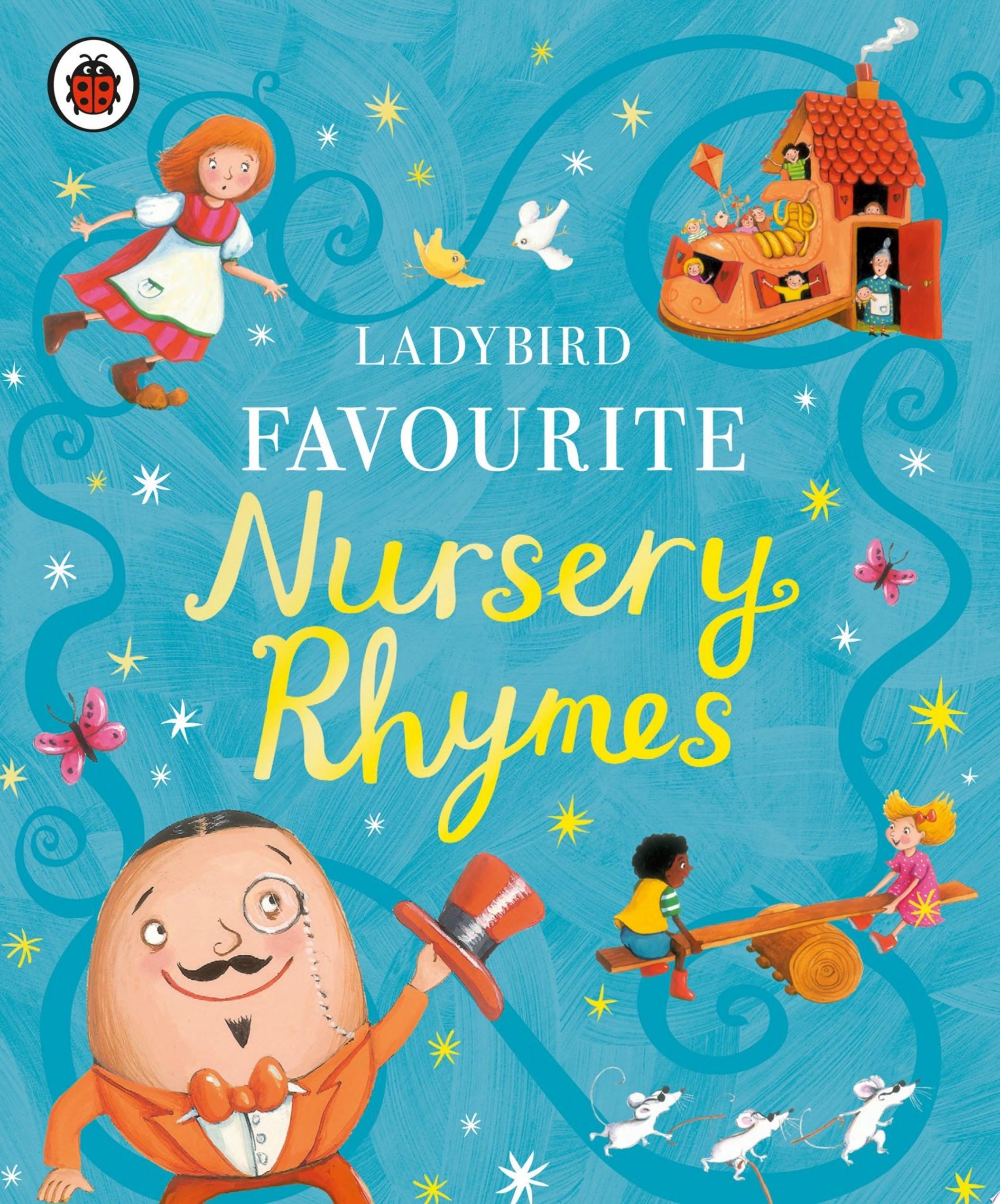 Ladybird Favourite Nursery Rhymes