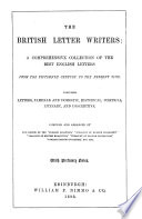The British Letter Writers