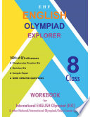 Ehf English Olympiad Explorer Class 8