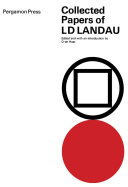 Collected Papers of L.D. Landau Pdf/ePub eBook