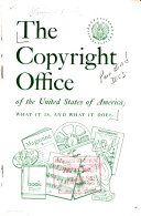 The Copyright Office of the United States of America