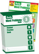Daily Word Problems Book