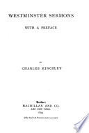 Collected Works of Charles Kingsley: Westminster sermons