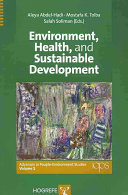 Environment Health And Sustainable Development Book PDF