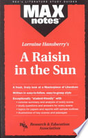 Lorraine Hansberry's A Raisin in the Sun