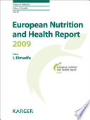 European Nutrition and Health Report 2009