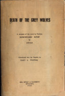 Death of the Grey Wolves