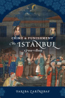 Pdf Crime and Punishment in Istanbul Telecharger