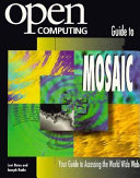 Open Computing Guide to Mosaic